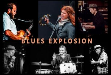 Blues Explosion – Toppen af dansk blues på én og samme aften
