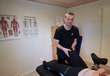 Andreas Vestergaard Andersen har specielt fokus på knæ, ankler, holdtræning, idrætsskader og genoptræning.